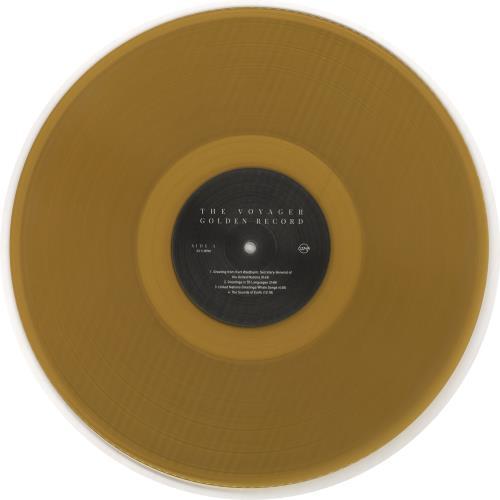 Various Artists Voyager Golden Record 40th Anniversary Edition - 1st Vinyl Box Set US VARVXVO722236
