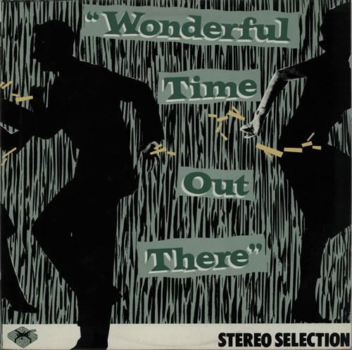 Various Artists Wonderful Time Out There vinyl LP album (LP record) UK VARLPWO634487