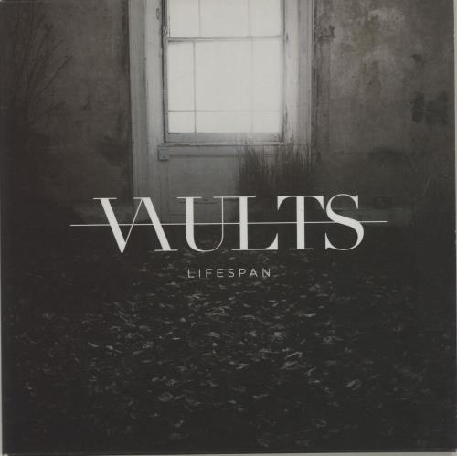 "Vaults Lifespan 7"" vinyl single (7 inch record) UK YC707LI683185"