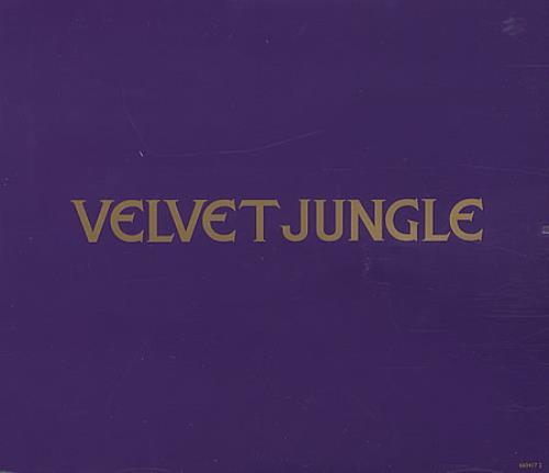 """Velvet Jungle C'mon C'mon [I'm Not In Love With You] CD single (CD5 / 5"""") UK JG1C5CM394390"""