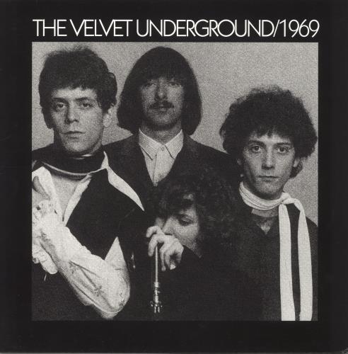 Velvet Underground 1969 - 180gm 2-LP vinyl record set (Double Album) UK VUN2LGM741315