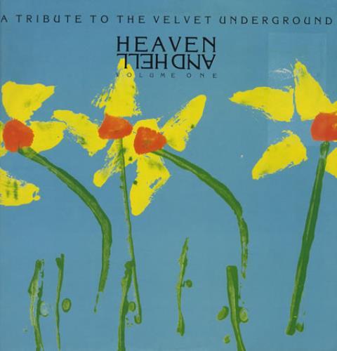 Velvet Underground A Tribute To The Velvet Underground - EX vinyl LP album (LP record) UK VUNLPAT378697