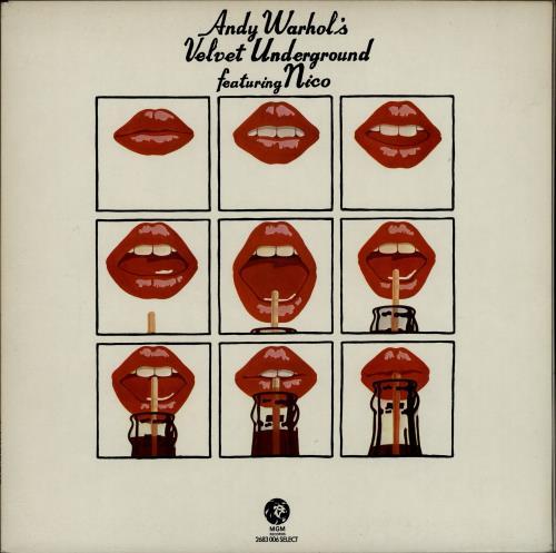Velvet Underground Andy Warhol's Velvet Underground Featuring Nico - red label 2-LP vinyl record set (Double Album) UK VUN2LAN597528