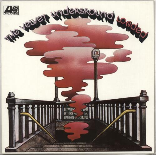 Velvet Underground Loaded - Barcoded P/S vinyl LP album (LP record) German VUNLPLO598457