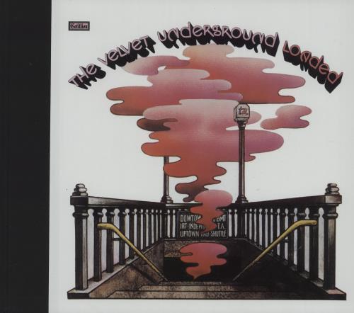 Velvet Underground Loaded: Re-Loaded 45th Anniversary Edition CD Album Box Set UK VUNDXLO759342