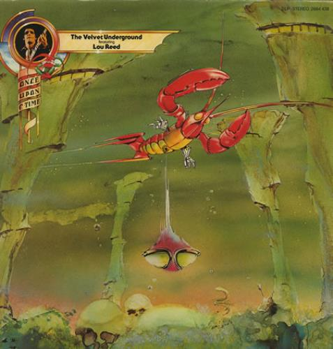 Velvet Underground Once Upon A Time 2-LP vinyl record set (Double Album) German VUN2LON371080
