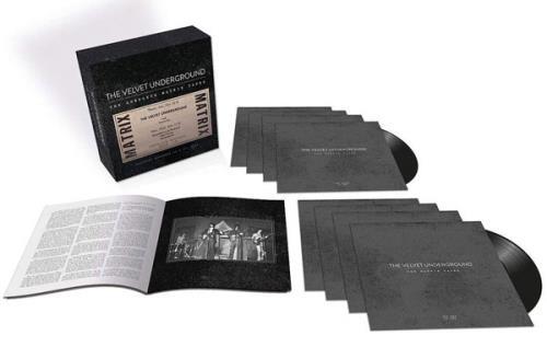 Velvet Underground The Complete Matrix Tapes - Sealed Box Vinyl Box Set UK VUNVXTH725465