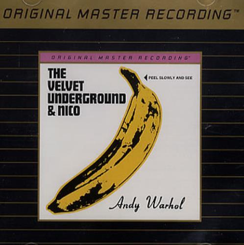 Velvet Underground The Velvet Underground & Nico CD album (CDLP) US VUNCDTH121270