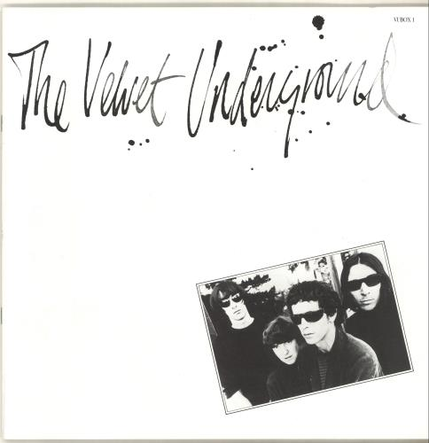 Velvet Underground The Velvet Underground Vinyl Box Set UK VUNVXTH124695
