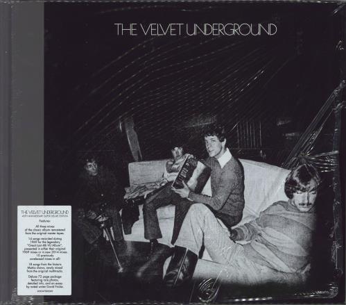 Velvet Underground The Velvet Underground CD Album Box Set UK VUNDXTH696855