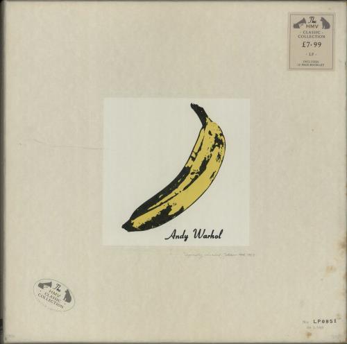 Velvet Underground Velvet Underground & Nico - Vinyl Box box set UK VUNBXVE128825