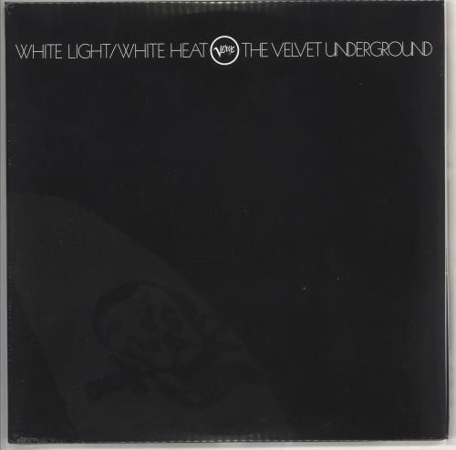 Velvet Underground White Light/White Heat - 180gm Vinyl - Sealed 2-LP vinyl record set (Double Album) UK VUN2LWH732300