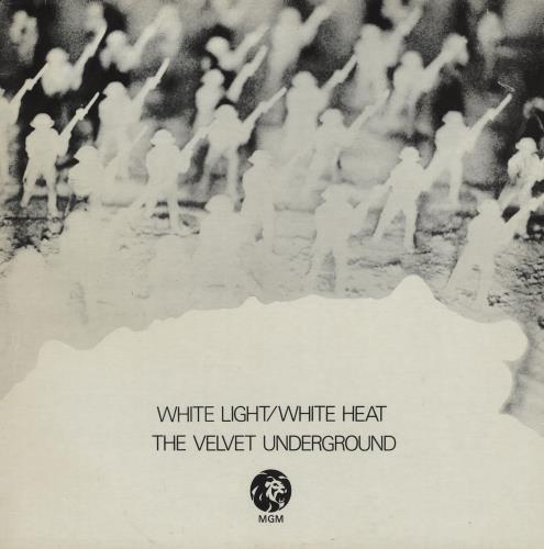 Velvet Underground White Light/White Heat - EX vinyl LP album (LP record) UK VUNLPWH541605