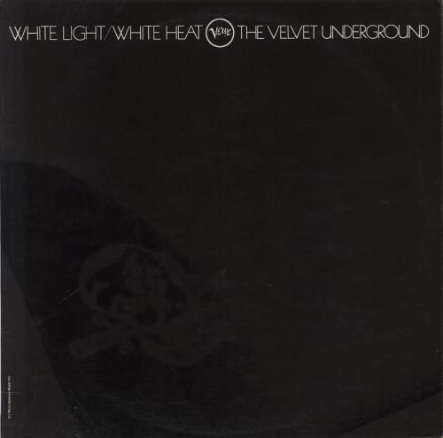 Velvet Underground White Light/White Heat vinyl LP album (LP record) UK VUNLPWH763711