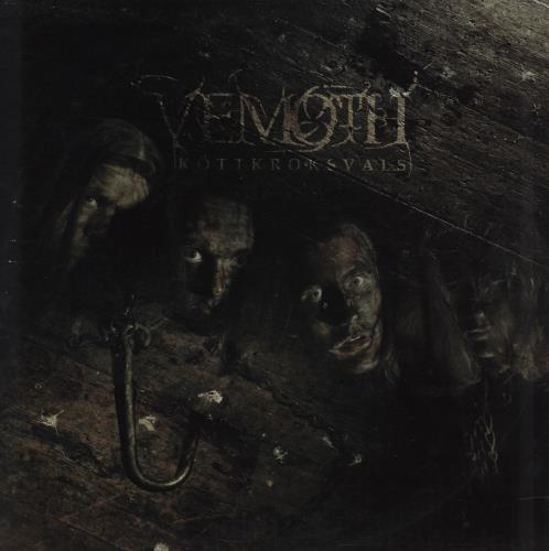 Vemoth Köttkroksvals picture disc LP (vinyl picture disc album) Spanish 18XPDKT754518
