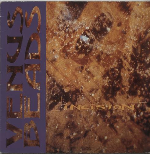 Venus Beads Incision vinyl LP album (LP record) UK VA6LPIN320103