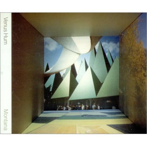 "Venus Hum Montana CD single (CD5 / 5"") UK VHUC5MO252302"