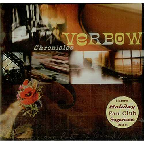 Verbow Chronicles CD album (CDLP) US VAZCDCH407445
