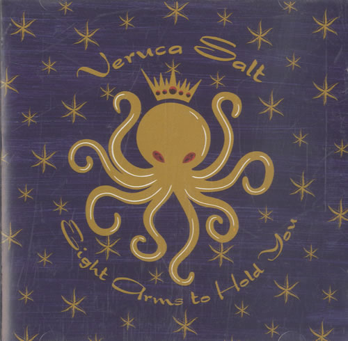 Veruca Salt Eight Arms To Hold You CD album (CDLP) US VESCDEI475731