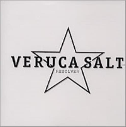 Veruca Salt Resolver CD-R acetate UK VESCRRE201747
