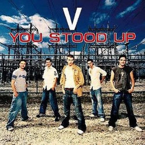Vice versa* You Stood Up CD album (CDLP) UK -V-CDYO309785