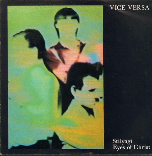 """Vice Versa Stilyagi / Eyes of Christ 7"""" vinyl single (7 inch record) Dutch XLD07ST639688"""