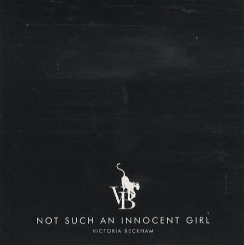 "Victoria Beckham Not Such An Innocent Girl CD single (CD5 / 5"") UK VBKC5NO195274"