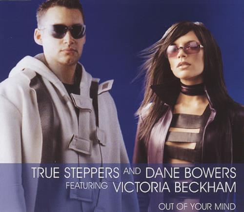 """Victoria Beckham Out Of Your Mind CD single (CD5 / 5"""") UK VBKC5OU164108"""
