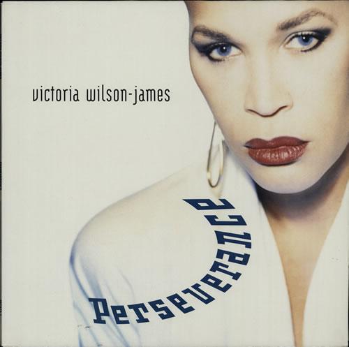 Victoria Wilson-James Perseverance vinyl LP album (LP record) Dutch VMDLPPE576420