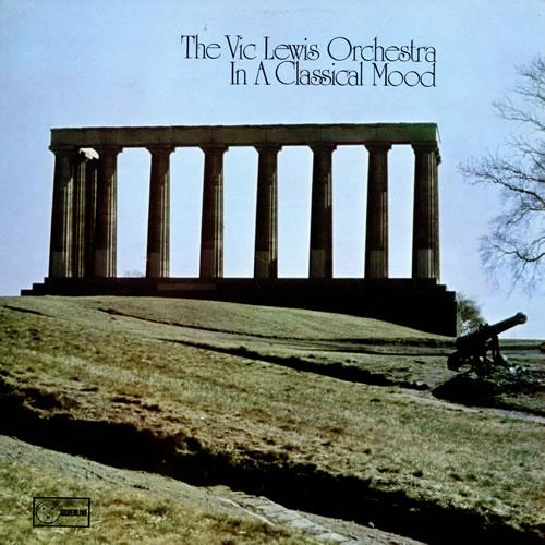 Vic Lewis In A Classical Mood vinyl LP album (LP record) UK VB-LPIN476181