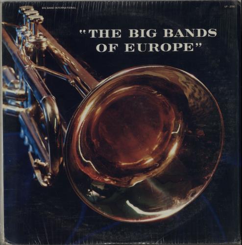 Vic Lewis The Big Bands Of Europe 2-LP vinyl record set (Double Album) US VB-2LTH649121