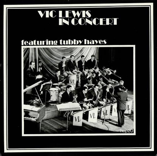 Vic Lewis Vic Lewis In Concert vinyl LP album (LP record) UK VB-LPVI476049