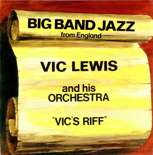 Vic Lewis Vic's Riff - Sealed 2-LP vinyl record set (Double Album) UK VB-2LVI487256