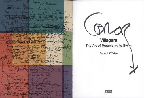 "Villagers The Art Of Pretending To Swim - 180gm Vinyl + Red 10"" + Autographed Booklet vinyl LP album (LP record) UK VI9LPTH734782"