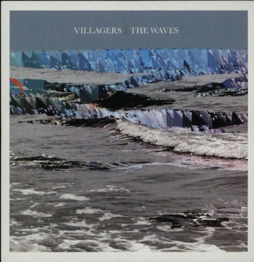 "Villagers The Waves CD single (CD5 / 5"") UK VI9C5TH598284"