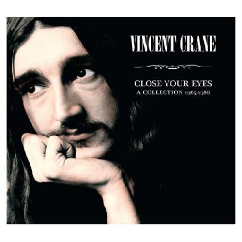 Vincent Crane Close Your Eyes - A Collection 1965 - 86 2 CD album set (Double CD) UK VCC2CCL416491
