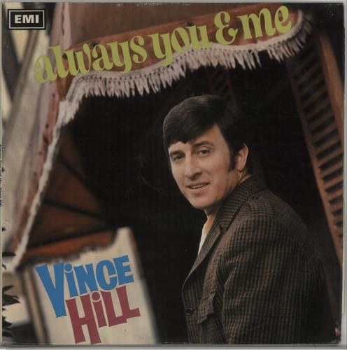 Vince Hill Always You And Me vinyl LP album (LP record) UK VH2LPAL665412