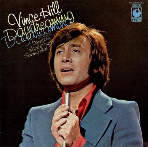 Vince Hill Daydreaming vinyl LP album (LP record) UK VH2LPDA477362