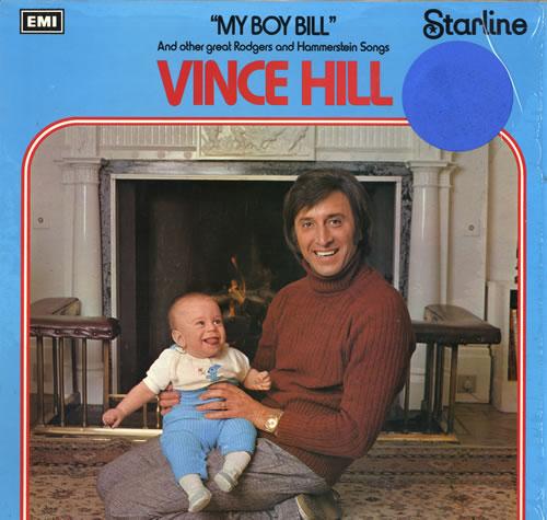 Vince Hill My Boy Bill vinyl LP album (LP record) UK VH2LPMY563689
