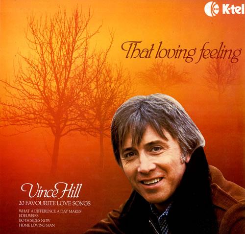 Vince Hill That Loving Feeling vinyl LP album (LP record) UK VH2LPTH564312