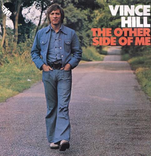 Vince Hill The Other Side Of Me vinyl LP album (LP record) UK VH2LPTH316117