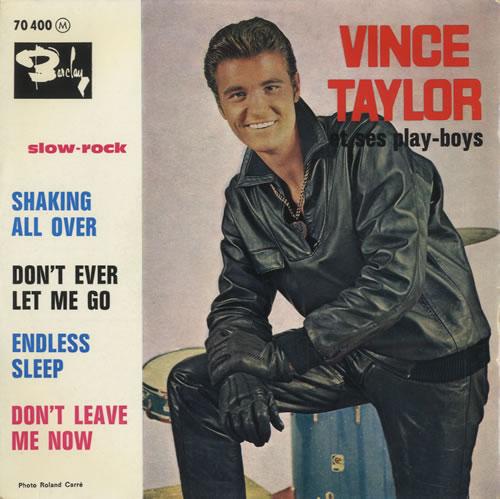 "Vince Taylor Vince Taylor Et Ses Play-Boys 7"" vinyl single (7 inch record) French VI-07VI511628"