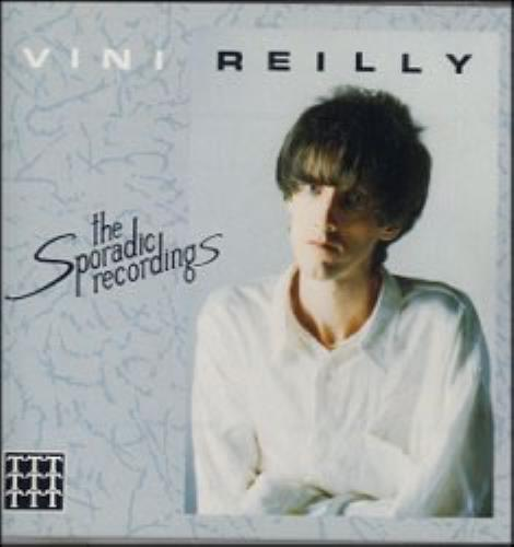 Vini Reilly The Sporadic Recordings CD album (CDLP) UK VRLCDTH154787