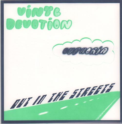 "Vinyl Devotion Euphoria 7"" vinyl single (7 inch record) US XJX07EU633999"