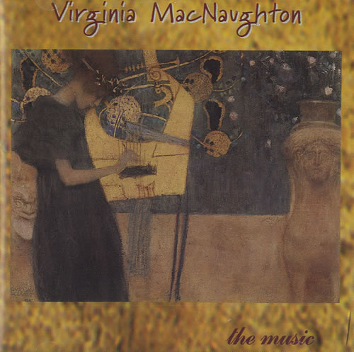 Virginia Macnaughton The Music CD album (CDLP) UK VBVCDTH496608