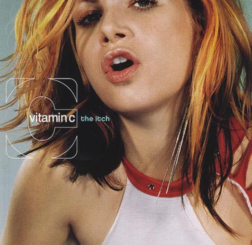 "Vitamin C The Itch CD single (CD5 / 5"") US VMNC5TH169317"