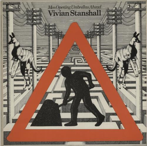 Vivian Stanshall Men Opening Umbrellas Ahead vinyl LP album (LP record) UK VIVLPME210982