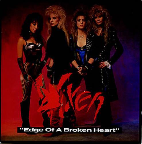 Vixen Edge Of A Broken Heart Uk 7 Quot Vinyl Single 7 Inch