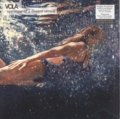 VOLA Applause Of A Distant Crowd - 180gm - Sealed vinyl LP album (LP record) Dutch ZPLLPAP715579