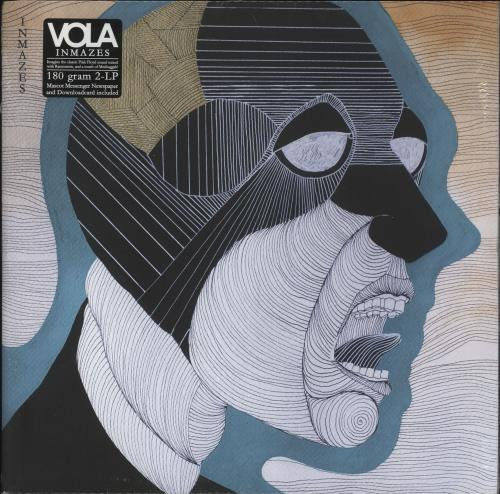 VOLA Inmazes - 180gm - Sealed 2-LP vinyl record set (Double Album) UK ZPL2LIN715578